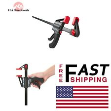 """Ratchet Bar Clamp 42/"""" Spreader Woodworking Carpentry Soft Jaws New TEKTON 36 in"""