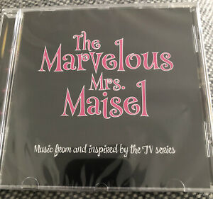 """Music From """"The Marvelous Mrs. Maisel"""" - Various (NEW CD) Jazz Free Post U.K."""