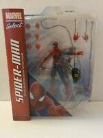 Spider-man Action Figure Marvel Select Marvel Comics Mcu Amazing Spider-man