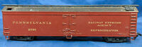 ATHEARN PENNSYLVANIA 2701 RAILWAY EXPRESS: REEFER: BROWN BOXCAR HO SCALE Vintage