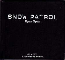 Snow Patrol - Eyes Open - CD & DVD Limited Edition