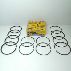 Series Rings Bands Pistons Std Renault R18 - R20 DS GOETZE For 7701461320