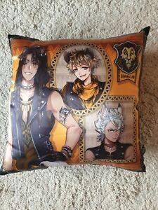 Twisted Wonderland/Disney Cushion Savanaclaw 40cm UK Seller