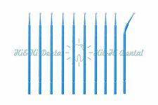 200Pcs New Dental Lab Disposable Micro Applicator Brush of Regular Large Size