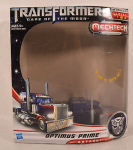 Transformers Dark of the Moon Voyager Optimus Prime LIB