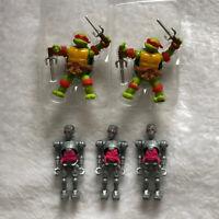 Mega Bloks Construx TMNT Teenage Mutant Ninja Turtles Classic Raphael *Unused*