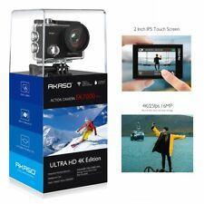 EK7000 Pro Action Camera 4K HD 16MP Wifi DV Camcorders Sport Cam 2