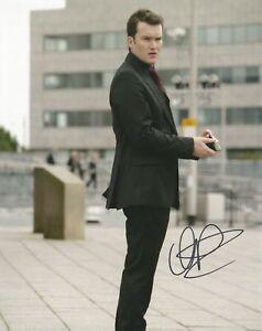 Gareth David Lloyd Ianto Torchwood hand signed photo with COA UACC reg Dealer