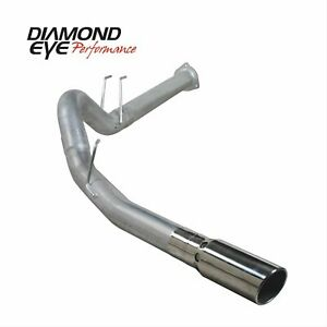 Diamond Eye Performance Diesel Exhaust DPF-Back Exhaust System Kit, K4376A
