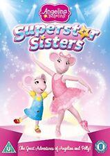 Angelina Ballerina: Superstar Sisters [DVD][Region 2]