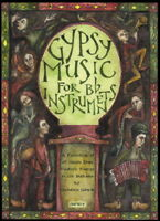 Gypsy Music for Bb Instruments with CD (Clarinet Solo) SP854