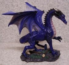 Figurine Dragon Midnight Medieval Fantasy Mythology New with gift box 8""