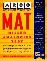 Mat: Miller Analogies Test (Arco Master the Miller Analogies Test) by Steinberg