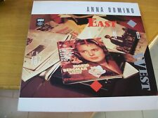 ANNA DOMINO EAST & WEST LP MINT--- BASE RECORD ITALY