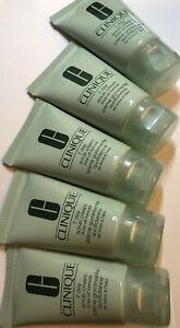 Clinique 7 Day Scrub Cream Rinse-off Formula 5 * 30ml/1oz/each GWP NEW