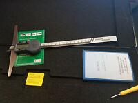 Digital- Tiefen- Messschieber 200 x 150 mm mit Stiftspitze