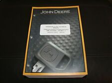 JOHN DEERE 3754G 3754GLC EXCAVATOR SERVICE OPERATION & TEST MANUAL TM14021X19