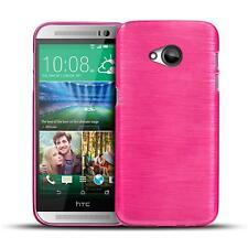 Funda Protectora Funda para móvil HTC ONE M7 FUNDA BOLSO FUNDA SILICONA ESTUCHE