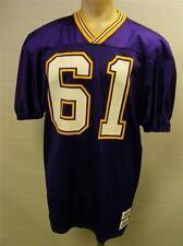 mens Ripon Athletics MINNESOTA VIKINGS football jersey #61 SZ XL X LARGE shirt