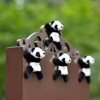 Lovely Cute Plush Panda Fridge Magnet Refrigerator Sticker Tourism Gift