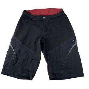 Specialized Mens Black Mountain Bike Cycling Shorts Sz Large