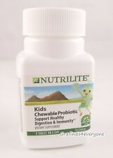 AMWAY Nutrilite 30 KIDS CHEWABLE PROBIOTIC Healthy Digestion & Immunity  03/21