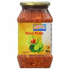 Pickle Ashoka Different Flavour Pack Size 1 / 2 / 3 Fast & Free