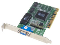 SIS 6326 PCI 4MB DDR AGP6326 Carte Graphique