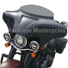 Harley Davidson Batwing Fairing for FATBOY, HERITAGE, SOFTAIL DELUXE 5.25x4