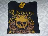 Untruth T-Shirt SIZE MEDIUM Melbourne Melodic Death Metal