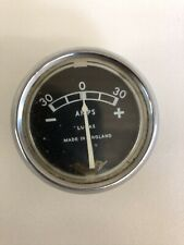 Lucas Amps gauge 60s 70s