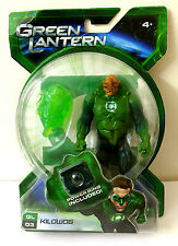 GREEN LANTERN MOVIE KILOWOG ACTION FIGURE POWER RING ENERGY BLAST GL 03 MATTEL