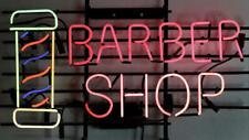 "New Barber Shop Hair Salon Open Bar Light Lamp Neon Sign Gift 20""x16"""