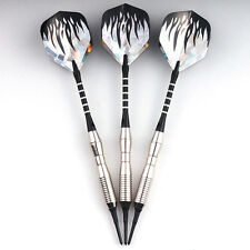3 Sets Soft Tip Darts 18g Dart for Electronic Dartboard with Extra 36 Tips New
