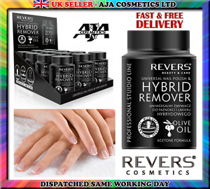 Professional Studio Line Universal Nail Polish &Hybrid Remover With Olive Oil