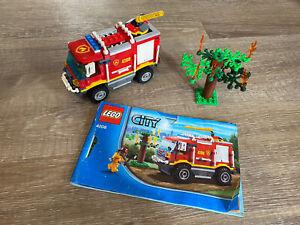Lego City Fire Engine