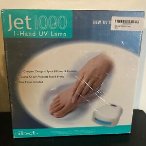 IBD Jet 1000: Timer, Window Decal, DVD and Instructional Manual