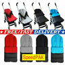 FOOTMUFF /COSY TOES HAUCK COMPATIBLE WITHBABY TODDLER BOY GIRL PUSHCHAIR BUGGY