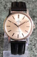 Excelente Vintage 1968 Omega Geneve Reloj de viento manual Cal 601 en completo funcionamiento