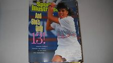 Jennifer Capriati- 13 years old - 3/19/1990 -Sports illustrated
