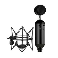 BLUE SPARK BLACKOUT SL XLR Condenser MIC Pro Record Streaming 836213000137 F46