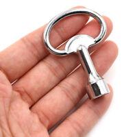 Aufzug Universal Dreikantschlüssel Zug Tür Schlüssel Heizungsventil Wasserven ,g