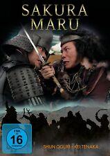 Sakura Maru - Räuber und Samurai ( Actionfilm ) - Shun Oguri, Yuki Shibamoto NEU