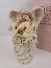 1997 Seraphim Classics Chloe Nature's Gift Figurine Limited Edition Numbered