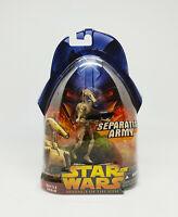 "HASBRO Star Wars Revenge Of Das Sith Separatist Army "" Battle Droid "" Japan"