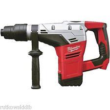 "Milwaukee 5316-21 1-9/16"" Spline Rotary 120V Electric Hammer Drill"