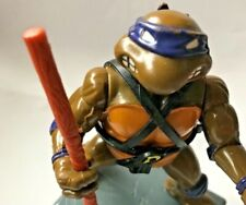VINTAGE 1988 DONATELLO ACTION FIGURE PLAYMATES NINJA TURTLES NEAR COMPLETE VGC!!