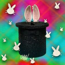 KATE SPADE MAKE MAGIC RABBIT IN GLITTER HAT SHOULDER BAG PXRU7363