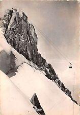 BR12059 Chamonix Mont Blanc Gare d arrivee de telepherique   real photo  france