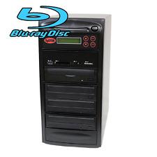 SySTOR 1-3 USB/SD/CF/MS/MMC Multi Media Flash Backup CD DVD Blu-ray Duplicator